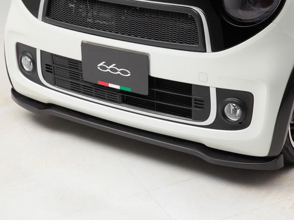 CROSS EURO STYLE 660 N-ONE フロントリップスポイラーFRP[CES0110]