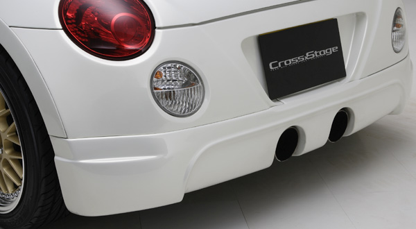 クロスステージ コペン リアハーフ[CST0030]L880K