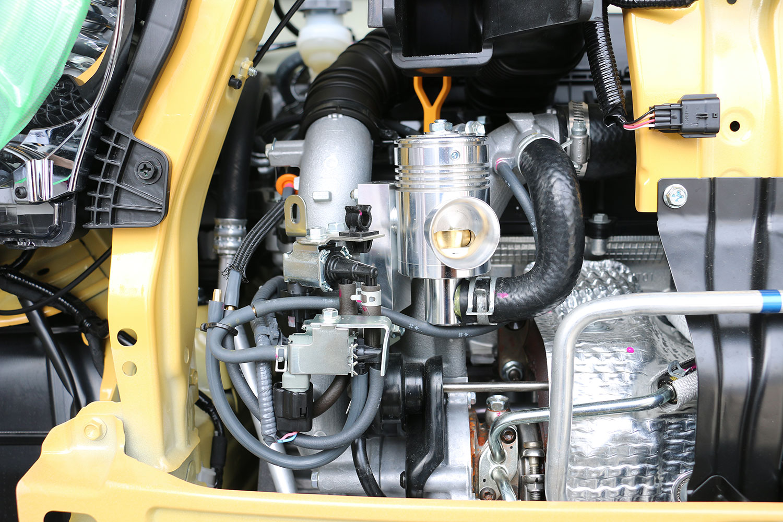 プッシュンR SS[PRS0340]ハスラーハイブリットターボ MR52S