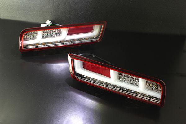 LCK619 フルLEDシーケンシャルテールランプ[LCK619ARCL]