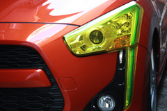 COPEN Robe&X-PLAY LA400K ヘッドライトカバー カラー系 HLC0083