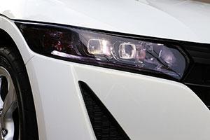 S660(JW5) ヘッドライトカバー スモーク系 HLC0090