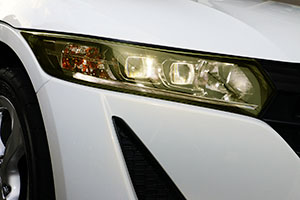 S660(JW5) ヘッドライトカバー カラー系 HLC0092